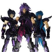 SAINT SEIYA BROKEN SURPLICE SET CLOTH MYTH