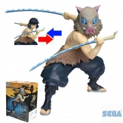 Sega Demon Slayer Kimetsu no Yaiba Hashibira Inosuke Figure