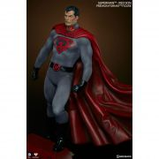 SIDESHOW SUPERMAN RED SON PREMIUM FORMAT SUPER MAN 1/4