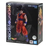 Son Goku 1/9 Imagination Works Dragon Ball Bandai Figure