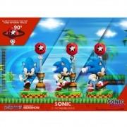 Sonic the Hedgehog True Form First 4 Figures PVC Figure