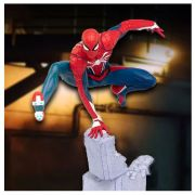 SPIDER MAN ADVANCED SUIT GAMEVERSE DIORAMA POP CULTURE SHOCK