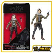 STAR WARS BLACK SERIES JYN ERSO