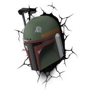 STAR WARS - Luminaria Boba Fett