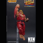 Storm Collectible Ultra Street Fighter Final Challengers Ken