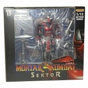 Storm Collectibles Cyborg Sektor Mortal Kombat  1/12