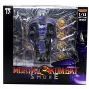 Storm Collectibles Cyborg Smok Mortal Kombat NYCC 1/12