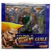 Storm Collectibles Guile Street Fighter 1/12 Figure
