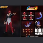 Storm Collectibles King of Fighters 98 Iori Yagami 1/12