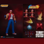 Storm Collectibles King of Fighters 98 Terry Bogard 1/12