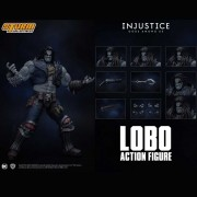 Storm Collectibles Lobo Injustice Gods Among Us 1/12