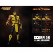 STORM COLLECTIBLES MORTAL KOMBAT 3 SCORPION
