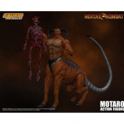 Storm Collectibles Mortal Kombat Motaro 1/12 Figure