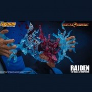 Storm Collectibles Raiden Mortal Kombat 1/12 Figure