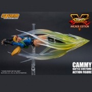STORM COLLECTIBLES Street Fighter V Arcade Cammy Battle