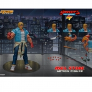 Storm Collectibles Streets of Rage 4 Axel Stone 1/12 Figure
