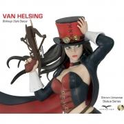 Zenescope Van Helsing Bishoujo Universe Grimm Statue