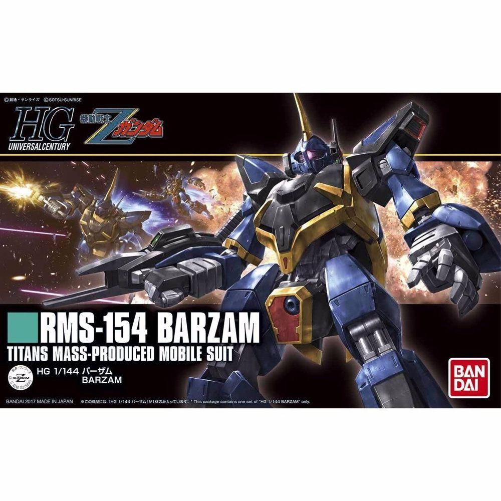#204 Gundam RMS-154 BARZAM