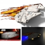 STAR WARS - Luminaria Millennium Falcon