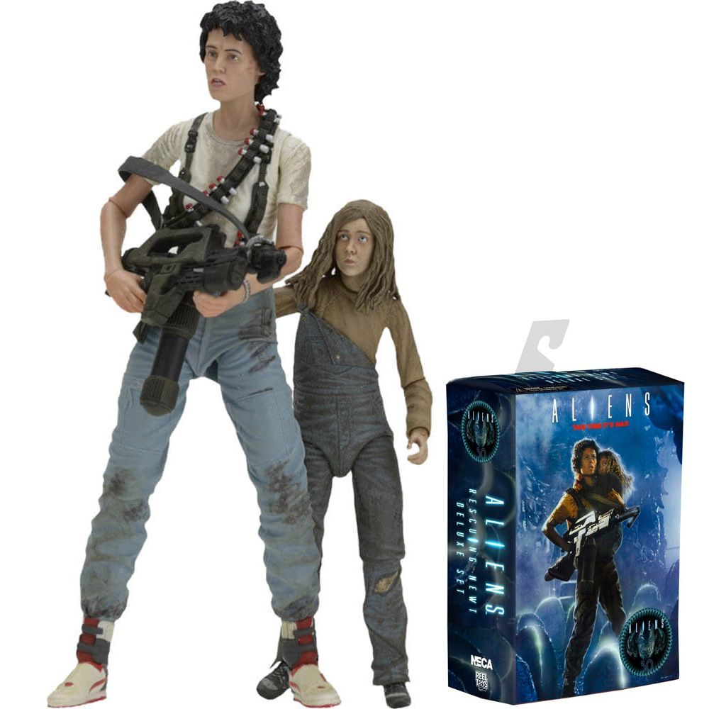 Aliens Ripley  Newt (2 pack) - Action Figure