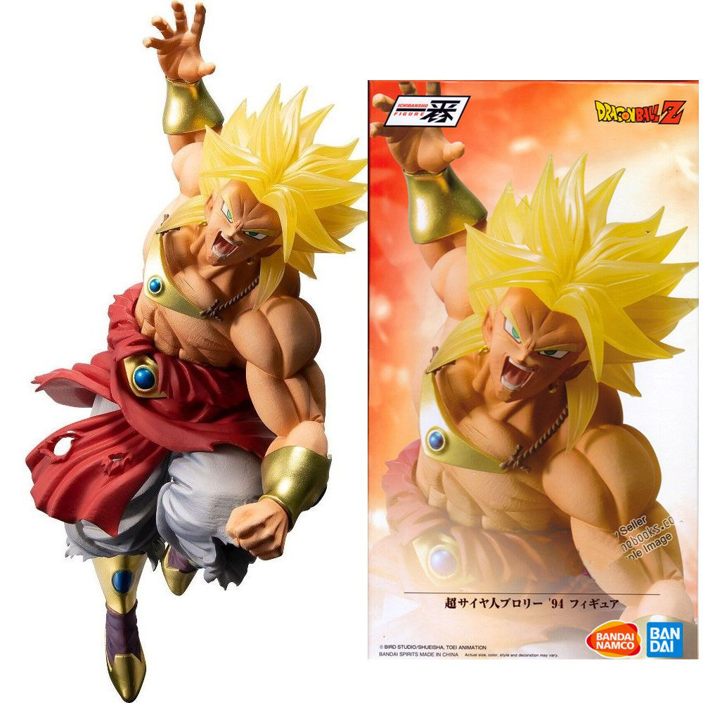 BANDAI DRAGON BALL SUPER SAIYAN BROLY 94 ICHIBANSHO