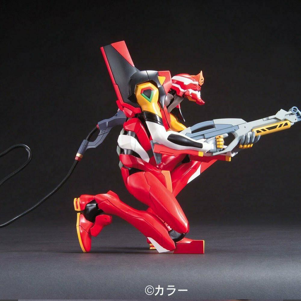 Bandai EVA Unit-02 Evangelion 2.0 model kit