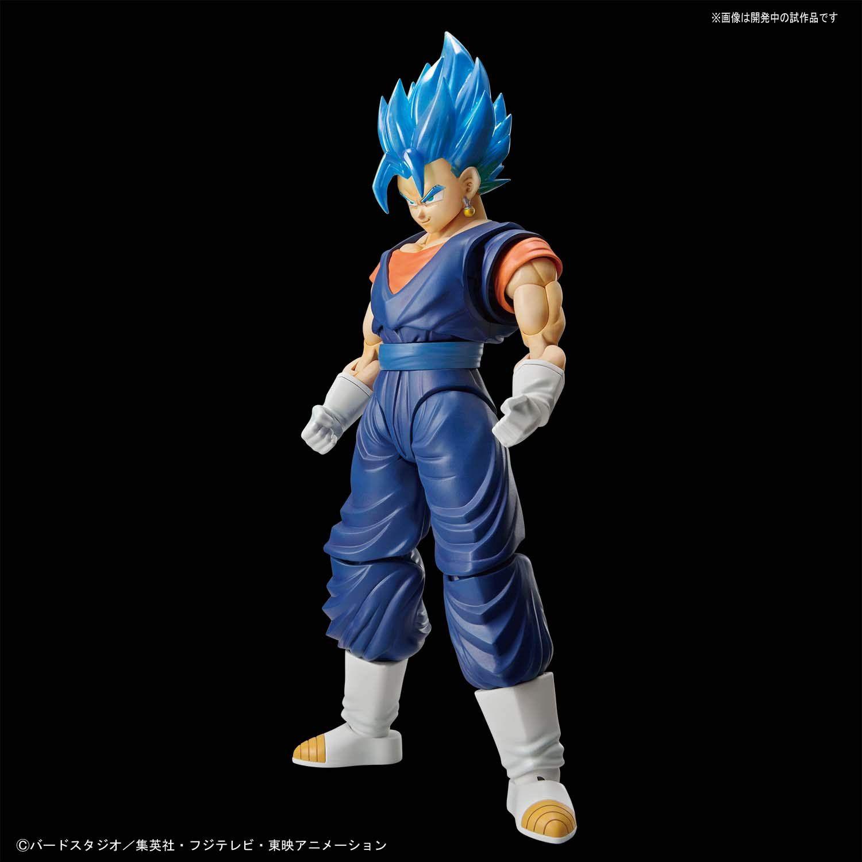 Bandai Figure Rise Super Vegetto God Dragon Ball