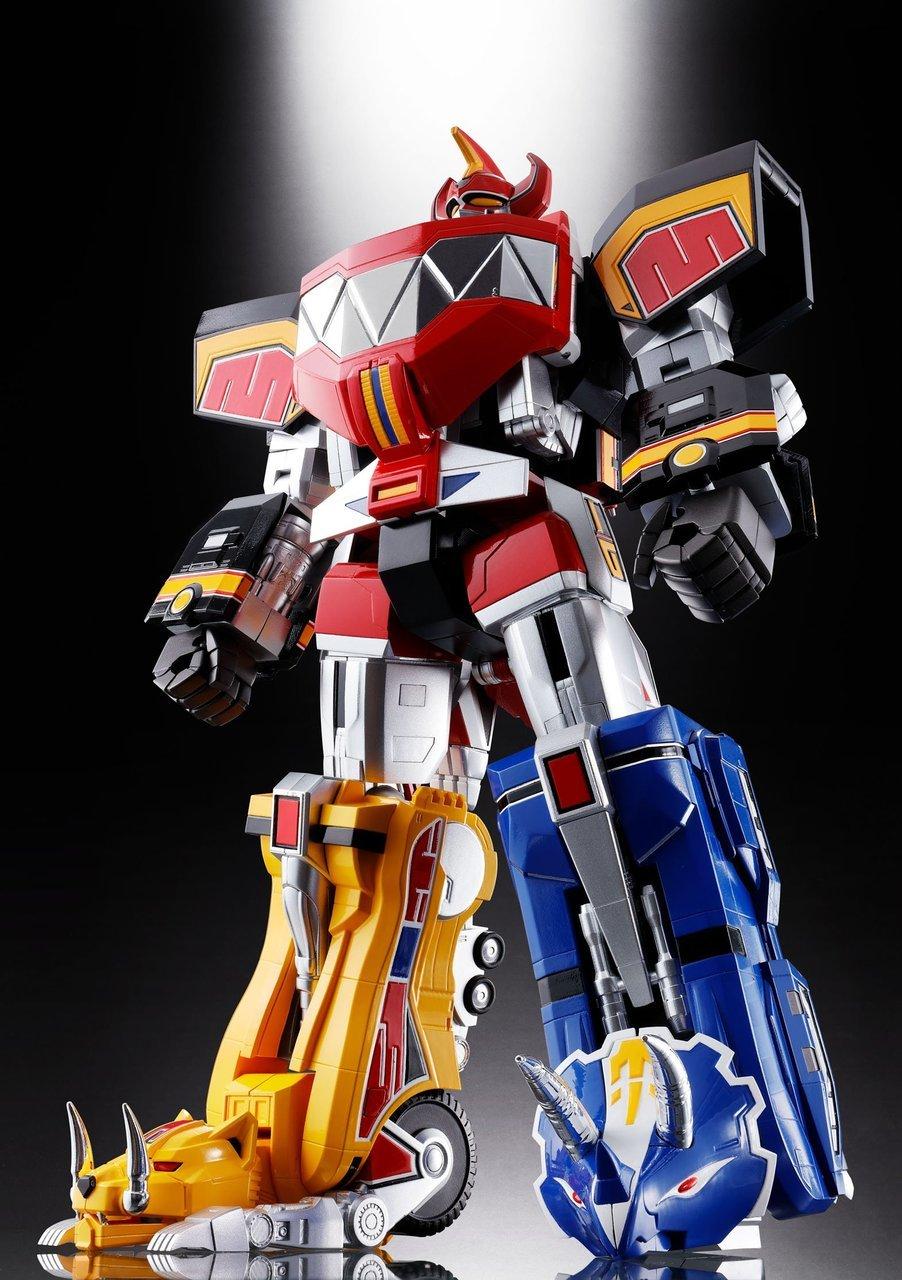 BANDAI MEGAZORD GX-72 CHOGOKIN Power Ranger