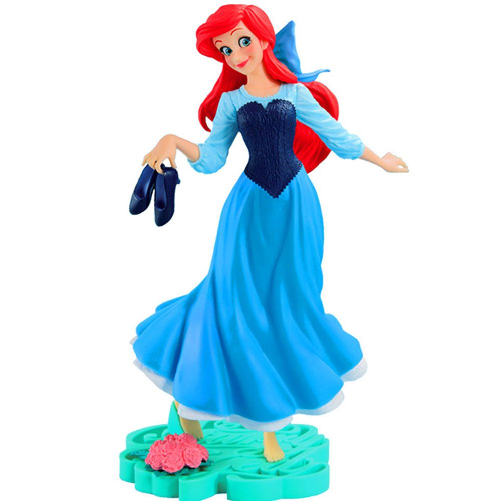 BANPRESTO DISNEY ARIEL THE LITTLE MERMAID EXQ STARRY