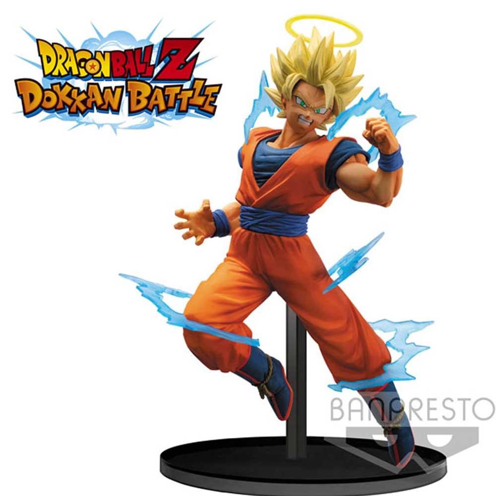 Banpresto Goku Super Saiyan 2 Dokkan Battle DRAGON BALL