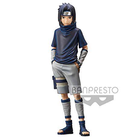Banpresto Naruto Grandista Kid Uchiha Sasuke 2 YOUNG