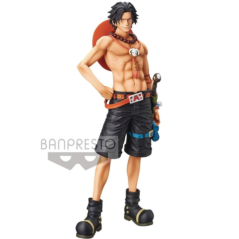 BANPRESTO ONE PIECE PORTGAS D.ACE GRANDISTA