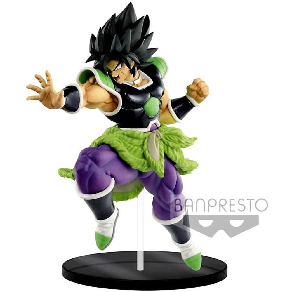 Banpresto Super Broly Ultimate Soldiers