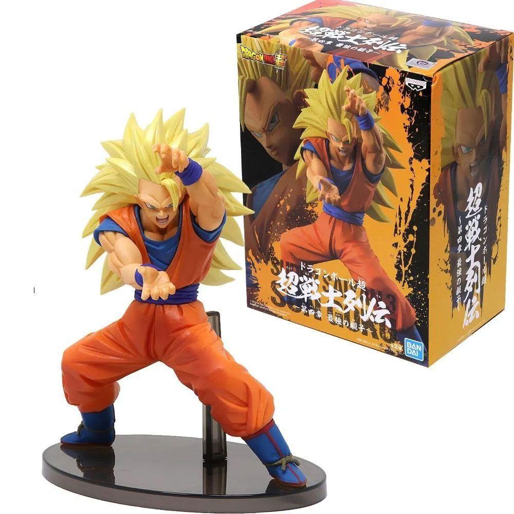 Banpresto Super Saiyan 3 Son Goku Dragon Ball Super BANDAI