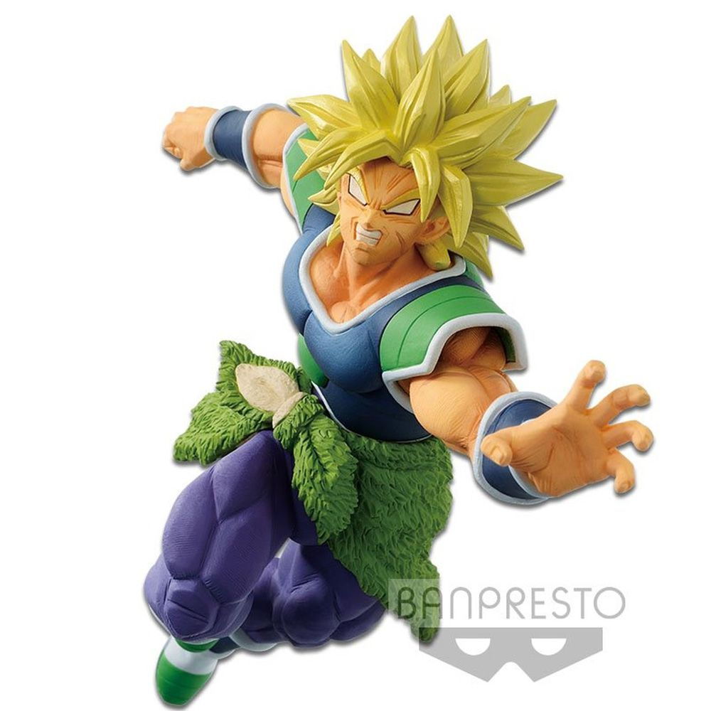BANPRESTO UPER MATCH MAKERS SUPER BROLY SSJ DRAGON BALL S