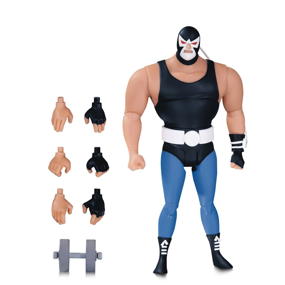 BATMAN THE ANIMATED SERIES BANE 46 ACTION FIGURE