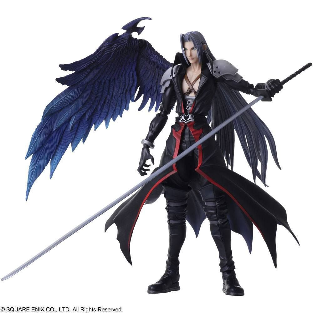 BRING ARTS FINAL FANTASY SEPHIROTH ANOTHER FORM VER