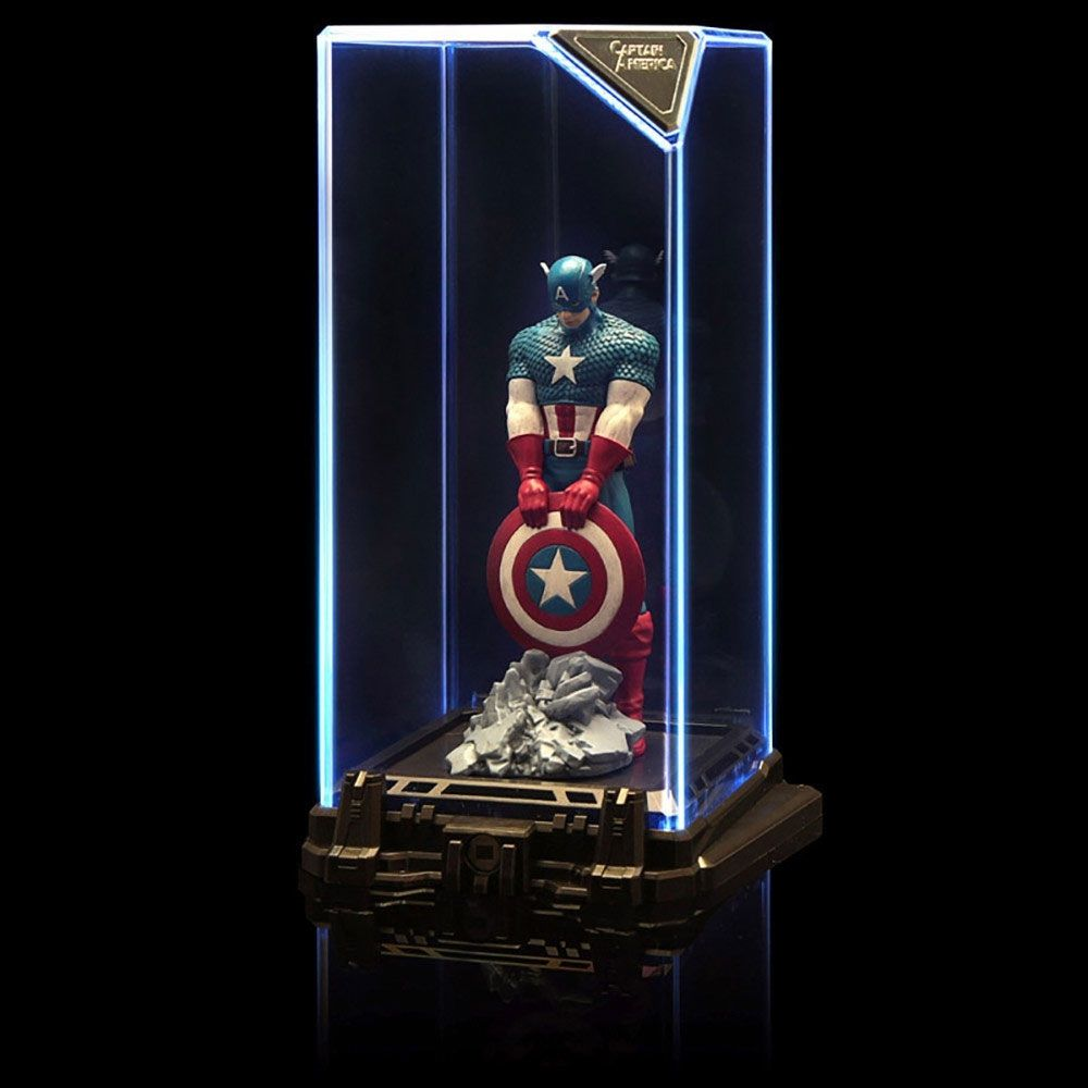 Captain America Super Hero Illuminate Gallery Collection 1