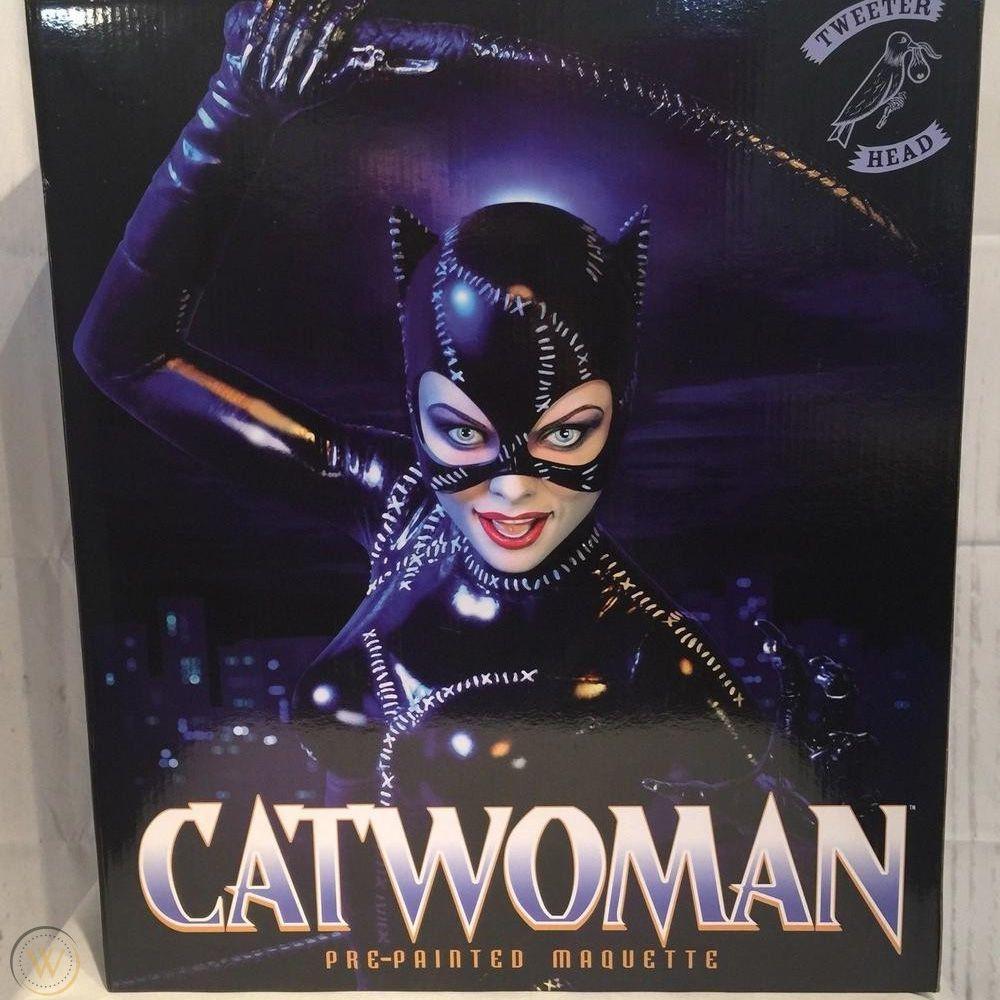 CATWOMAN MAQUETTE BY TWEETERHEAD 1/6 Batman
