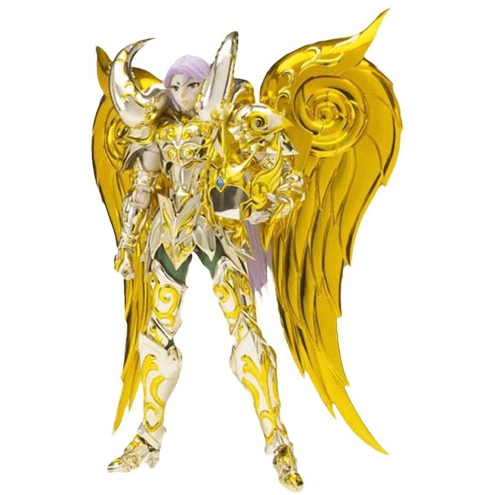 CLOTH MYTH MU DE ARIES EX SOUL OF GOLD SOG
