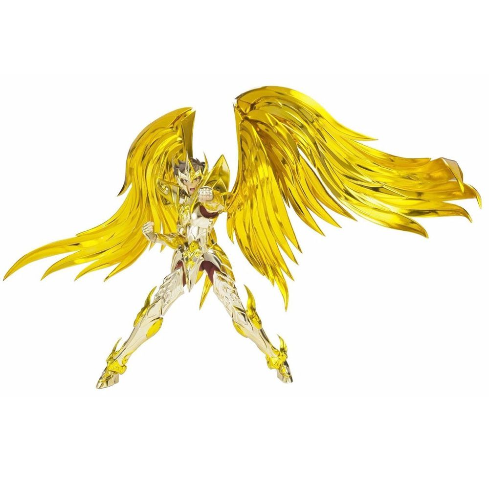 Cloth Mytrh Soul Of Gold Aioros de Sagitario SOG Saint Seiya