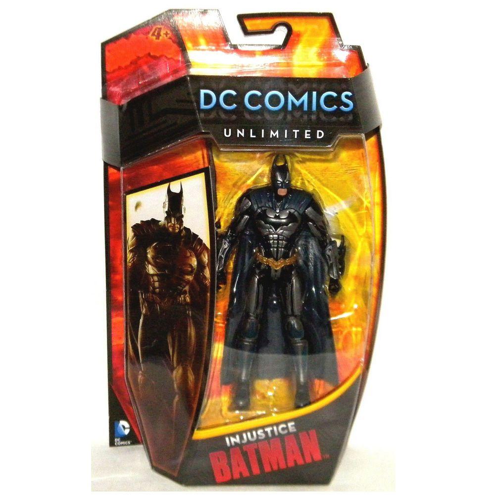 DC COMICS UNLIMITED INJUSTICE BATMAN