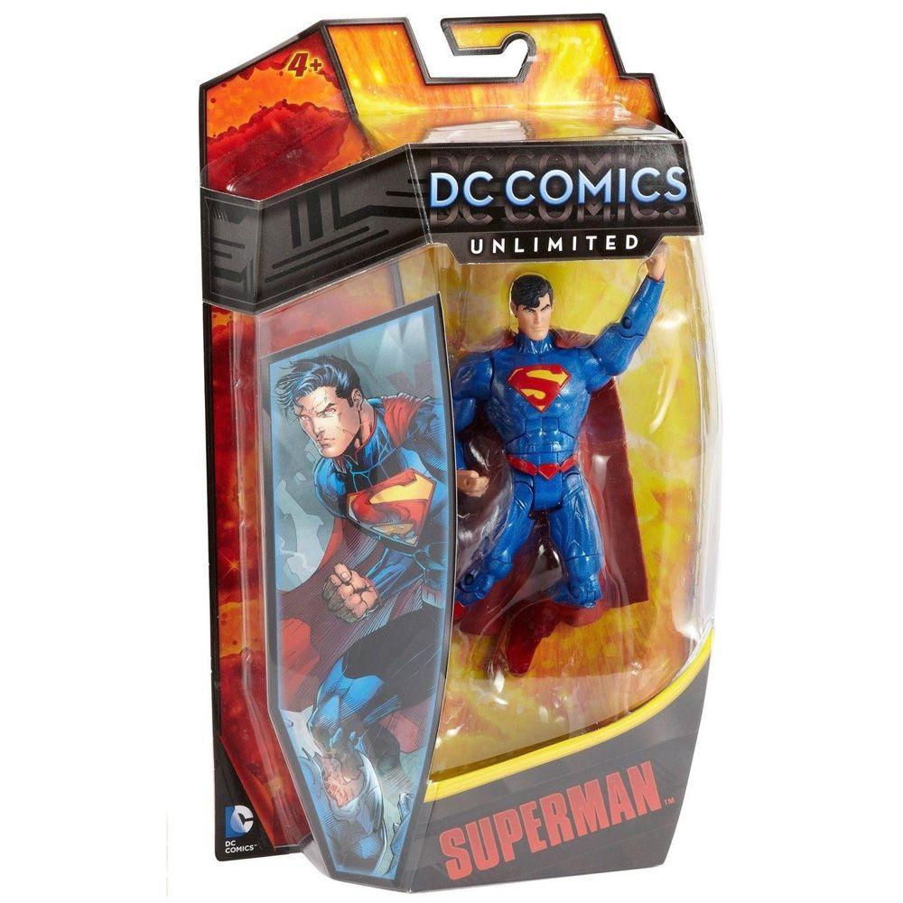 DC COMICS UNLIMITED SUPERMAN