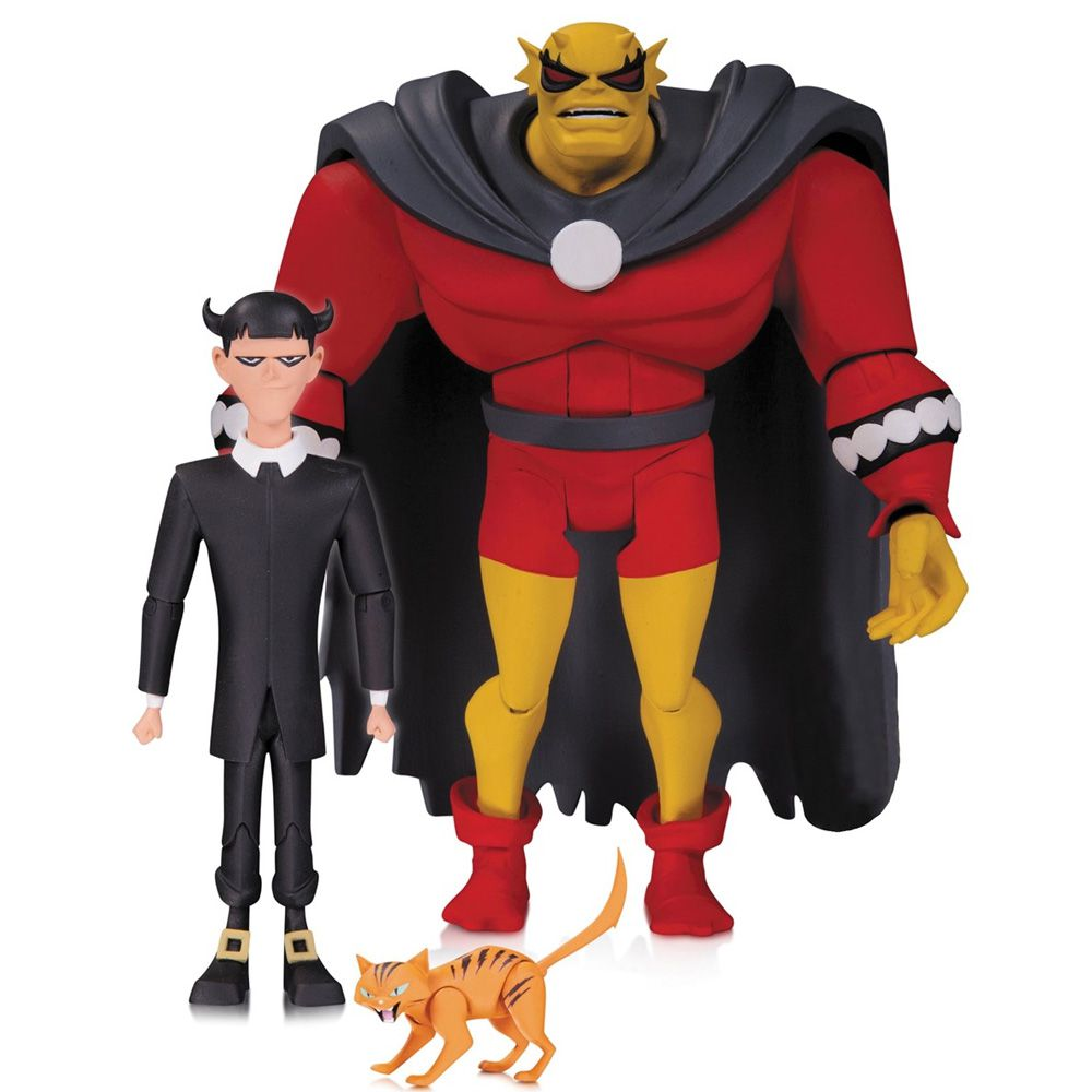 DC THE NEW BATMAN ADVENTURES Etrigan and Klarion 26