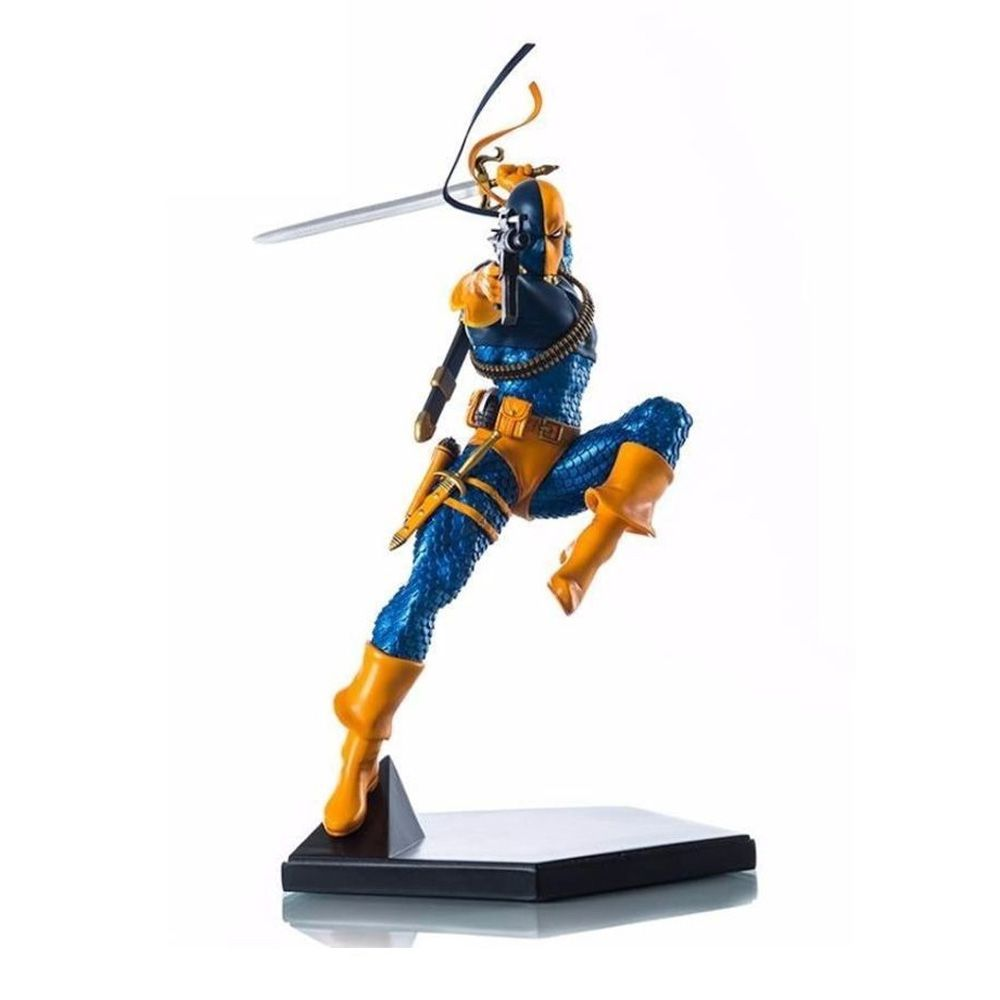 Deathstroke by Ivan Reis - 1/10 Art Scale Iron Studios