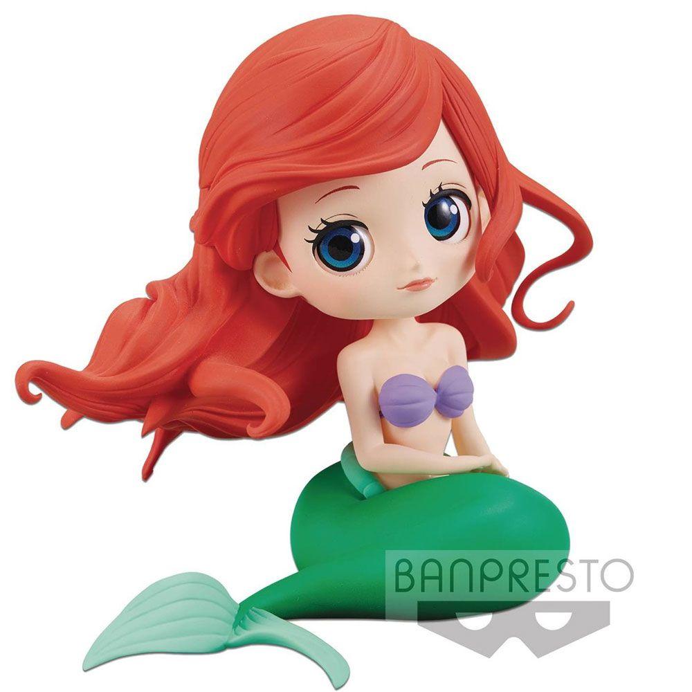 Disney Little Mermaid Q Posket Ariel Banpresto