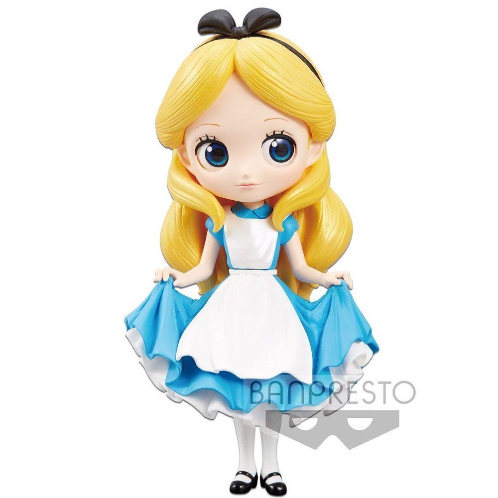Disney Q posket Alice IN WONDERLAND Banpresto