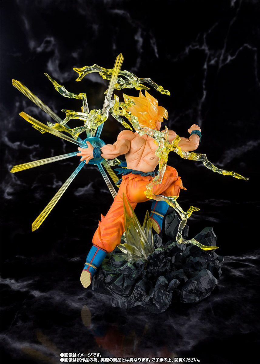 Figuarts ZERO Dragon Ball Super Saiyan Goku Burning Battles