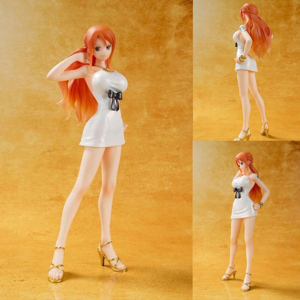 Figuarts ZERO Film Gold Nami ONE PIECE