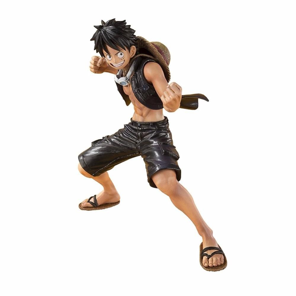FIGUARTS ZERO LUFFY GOLD ONE PIECE